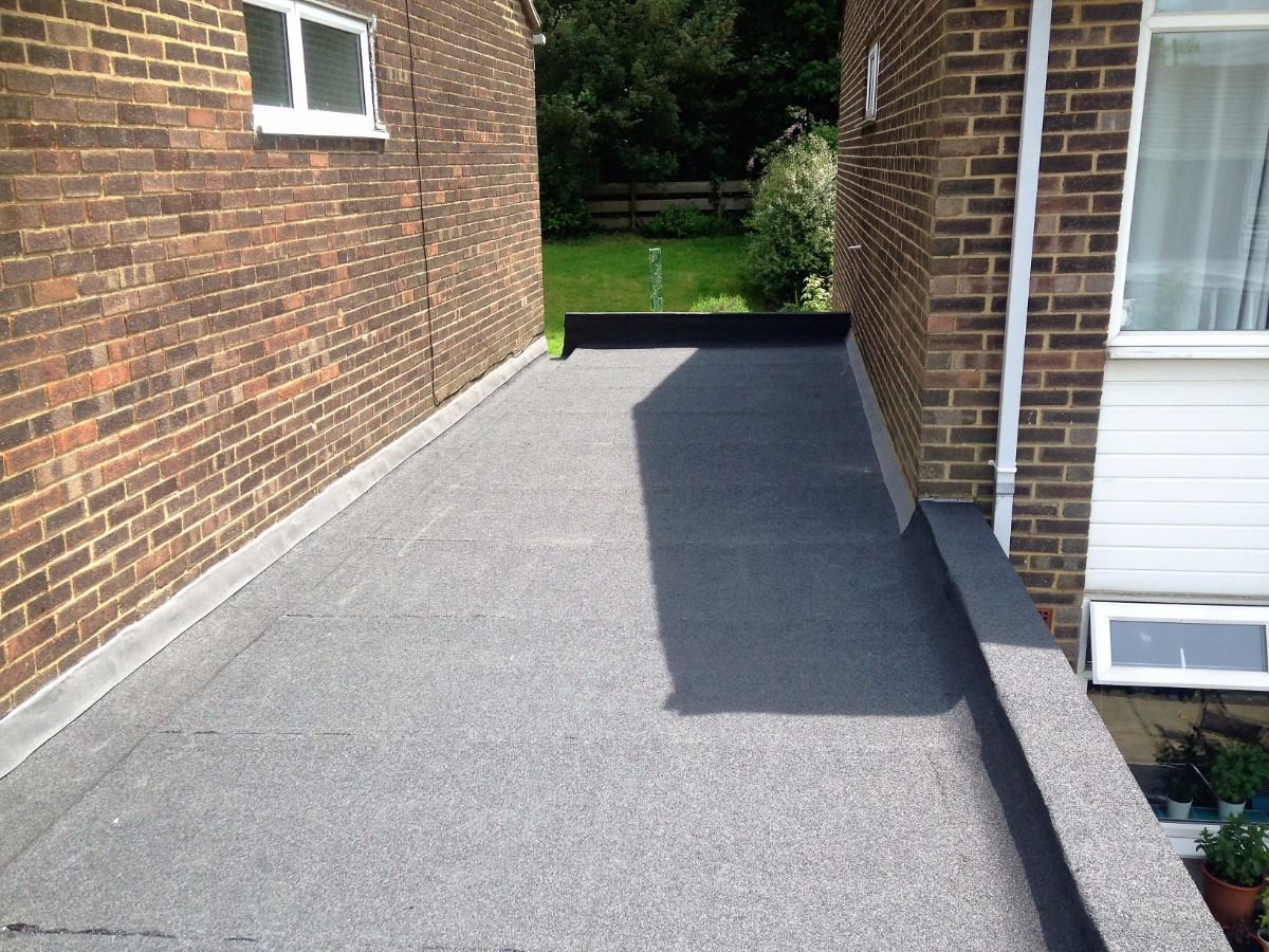Case Study: Flat Roof in Merstham