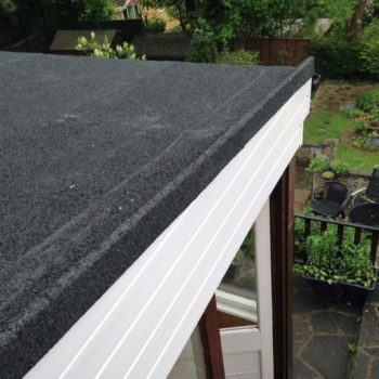 Glass roof replacement in Reigate