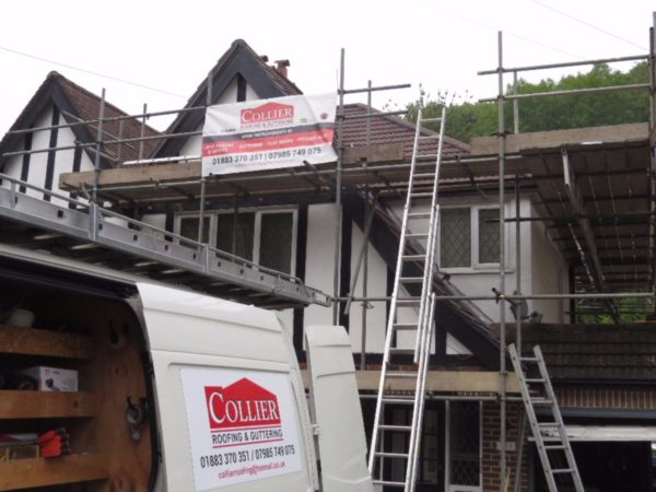 Roofing repairs & installation near Coulsdon