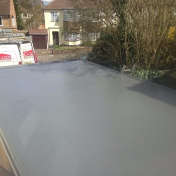 How Does GRP Fibreglass Work for Flat Roofs?