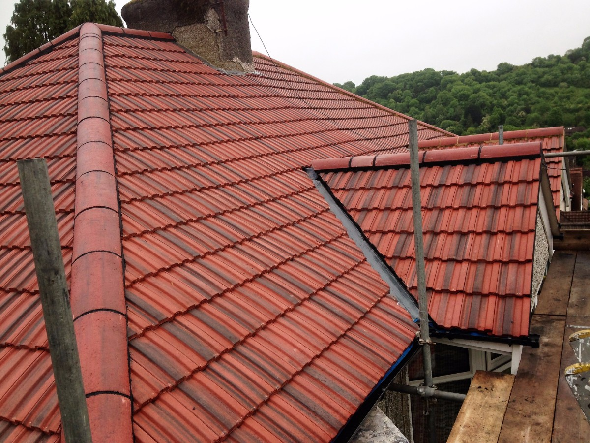 New Roof In Purley Collier Roofing Surrey