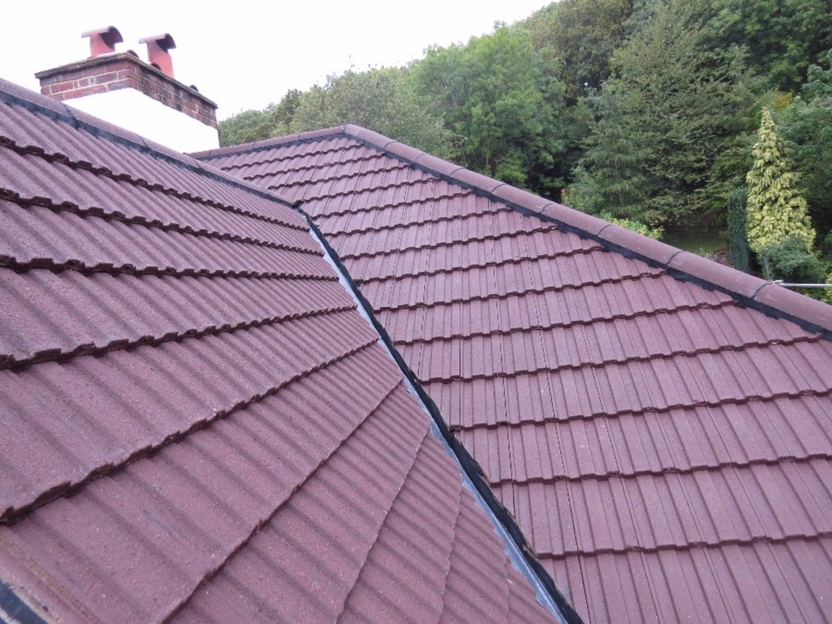 New roof in Warlingham