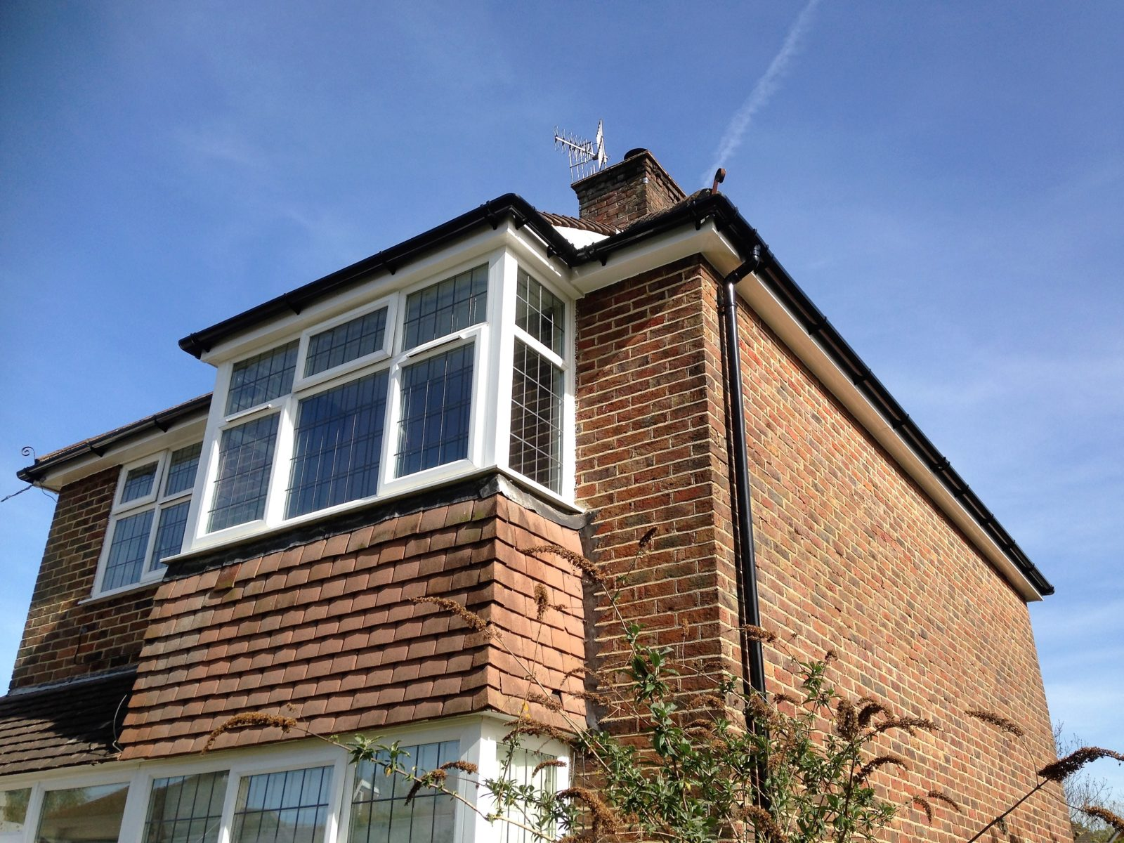 Roofline project in Reigate