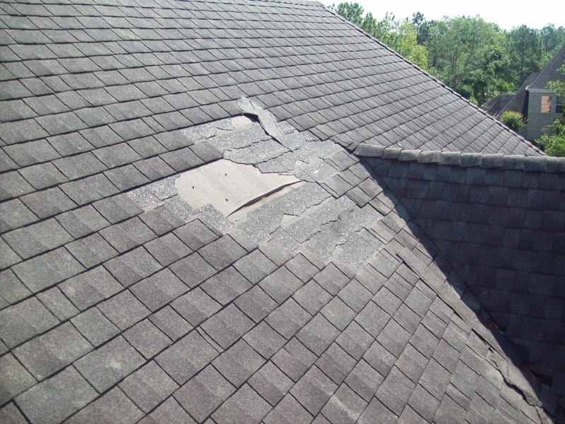 How quickly can a roof be repaired?