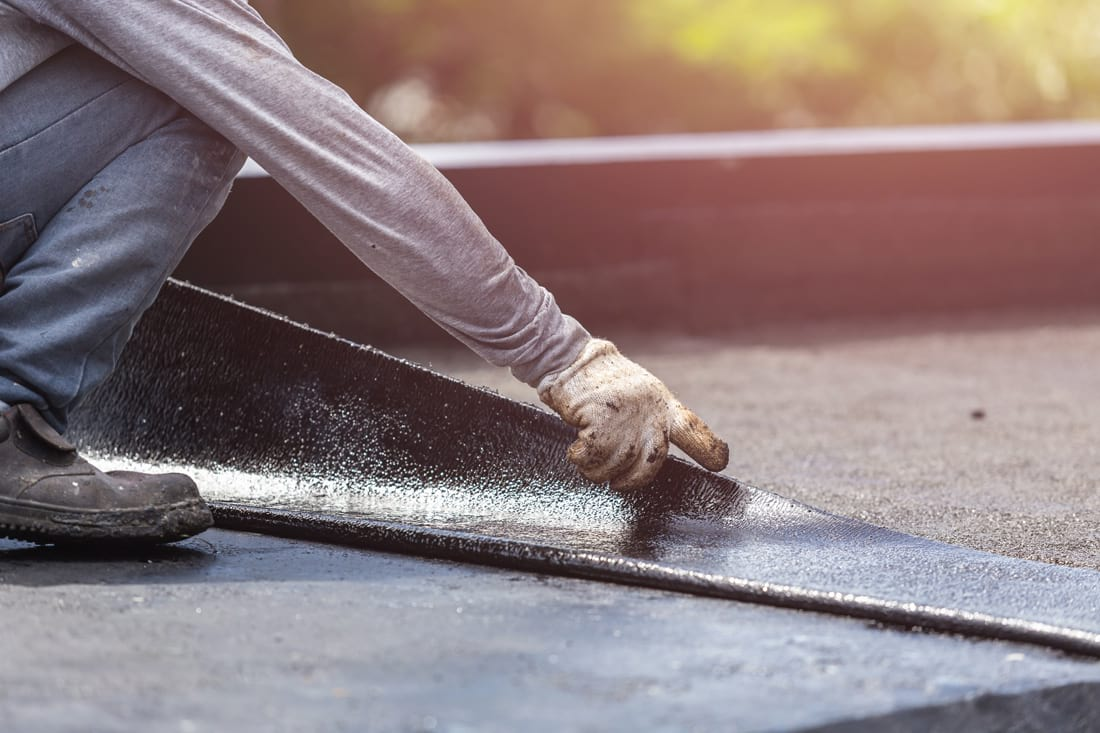 Parapet roofing - do your parapet walls need repairing