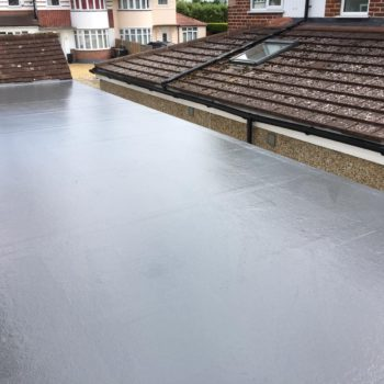 Grp Fibreglass Roofing Installations Reliable Roofers In