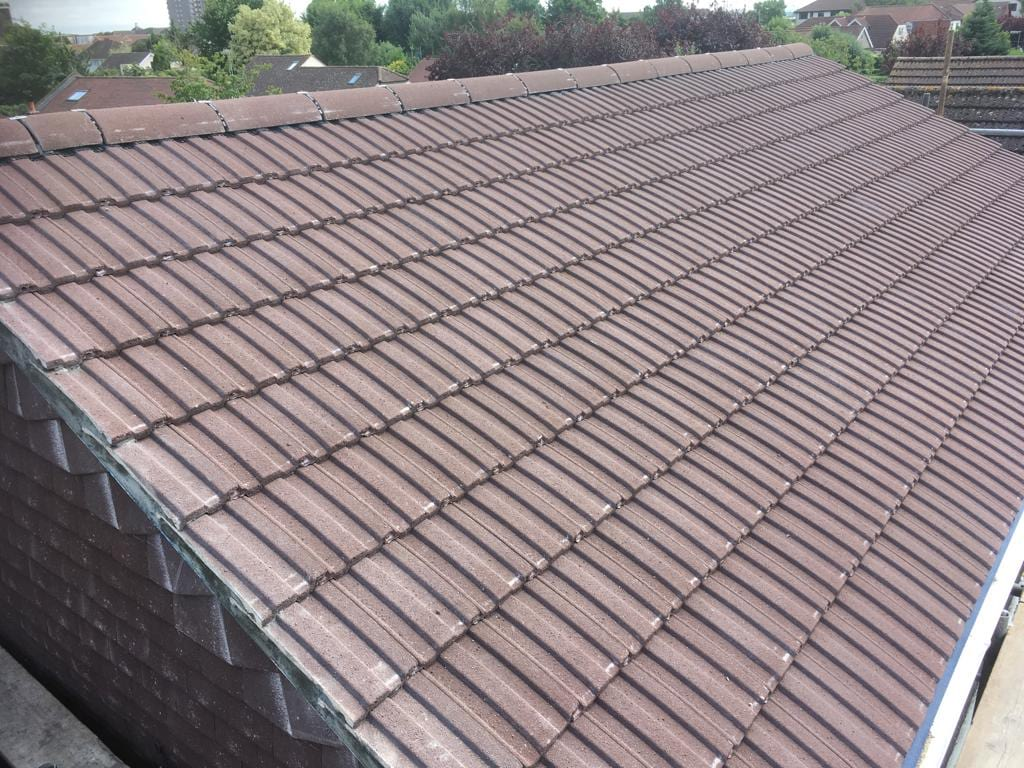 Flat To Pitched Roof Service Roofing Conversions For