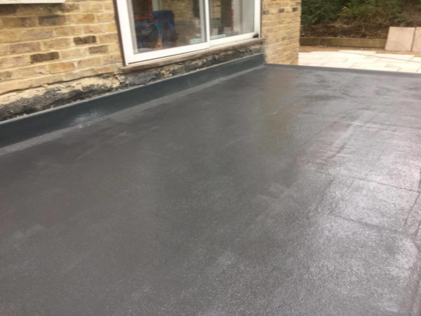 Flat roofing system guides - EPDM vs GRP Fibreglass roof materials